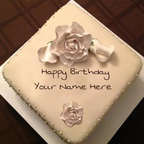 WRITE NAME ON Write Name on Smiley Birthday Cake Online Free PICS