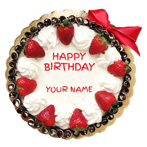 S Name Cake Images : Image Gallery happy birthday cake name