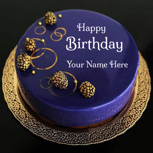 Generate Birthday Cake Images With Name Happy Cakes And Wishes Are The Exclusive Unique Way To Wish You Friends Family Members