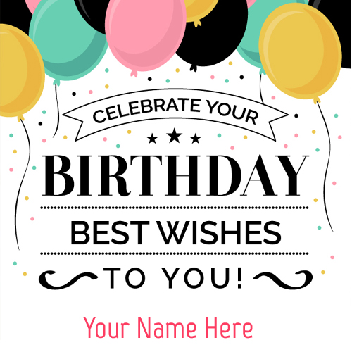 What To Write In A Birthday Card 48 Birthday Messages And: Write Name On Birthday Cake, Bracelets, Necklaces, Pendant