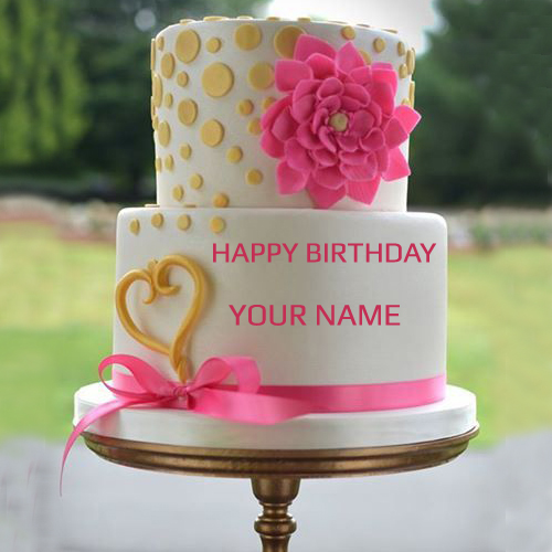 WRITE NAME ON Write Name On Tom and Jerry Kids Birthday Cake Online ...