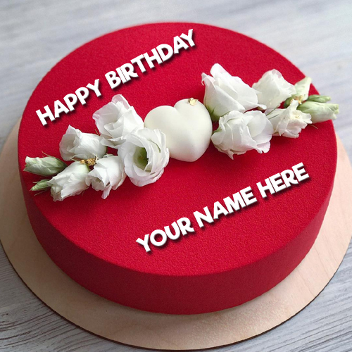 Text Message Happy Birthday Cake